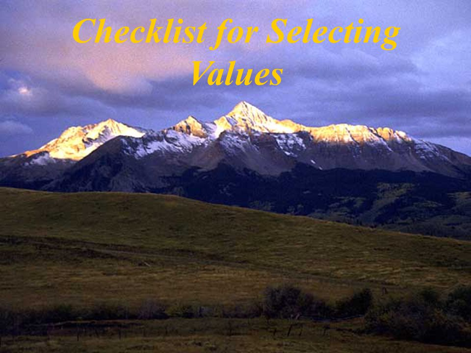  Builds Professional Trust  Builds a Strong Air Force Commitment To AF Core Values Is Essential