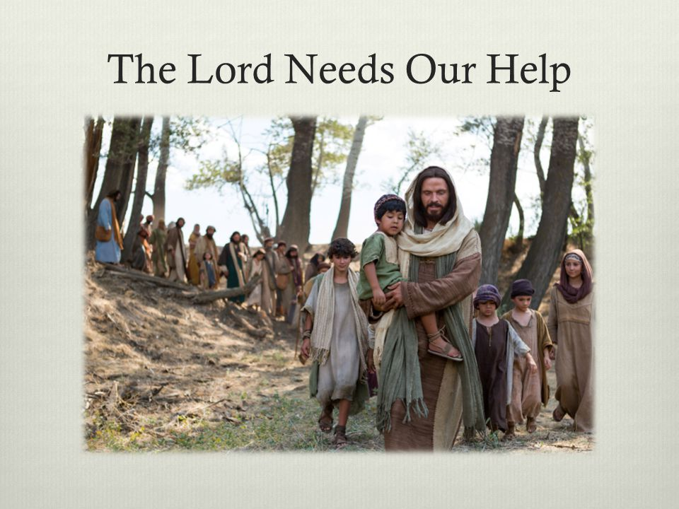 It's Our Responsibility  Each member of the Church has the responsibility to help others come unto Christ and receive the blessings of His restored gospel.