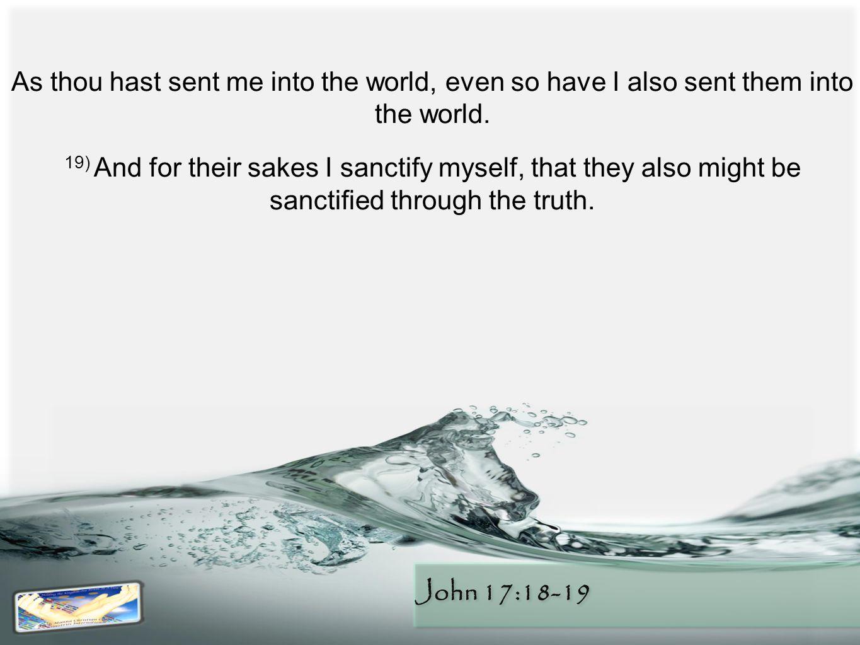 John 17:18-19