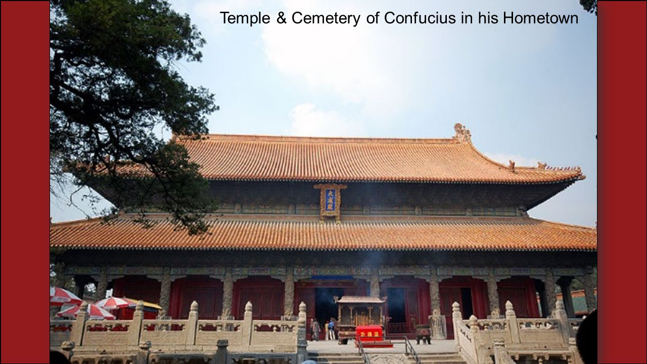 Temple & Cemetery of Confucius in his Hometown