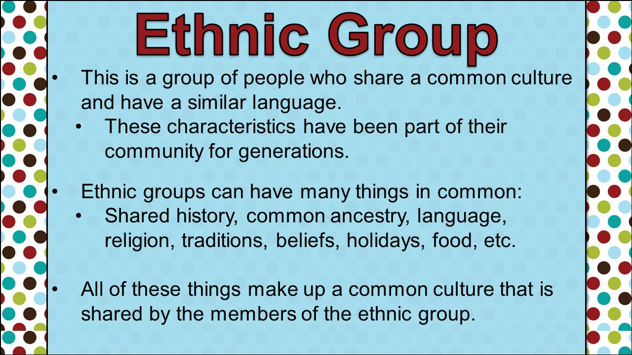 This is a group of people who share a common belief in a religious claim.