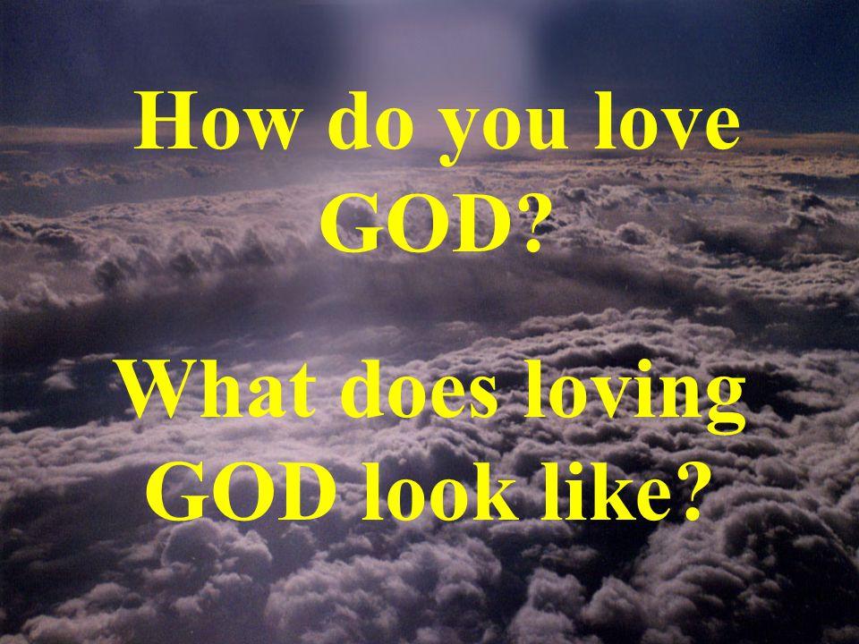 #3 Praise and Worship GOD