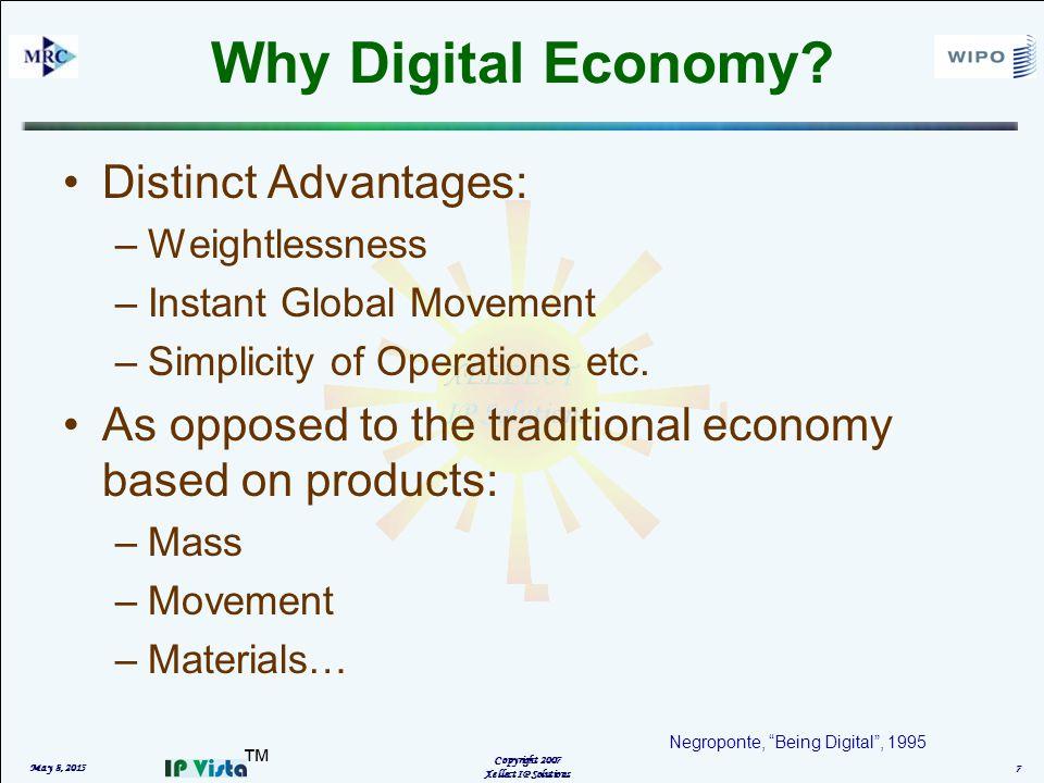 ™ Why Digital Economy.