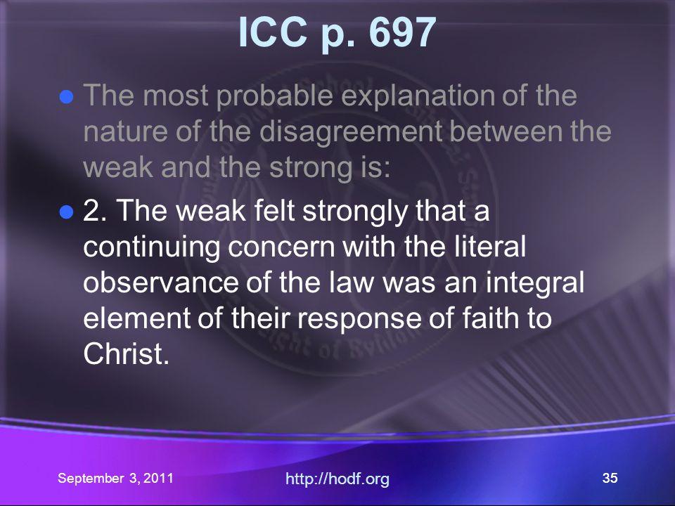 http://hodf.org 34 ICC p.