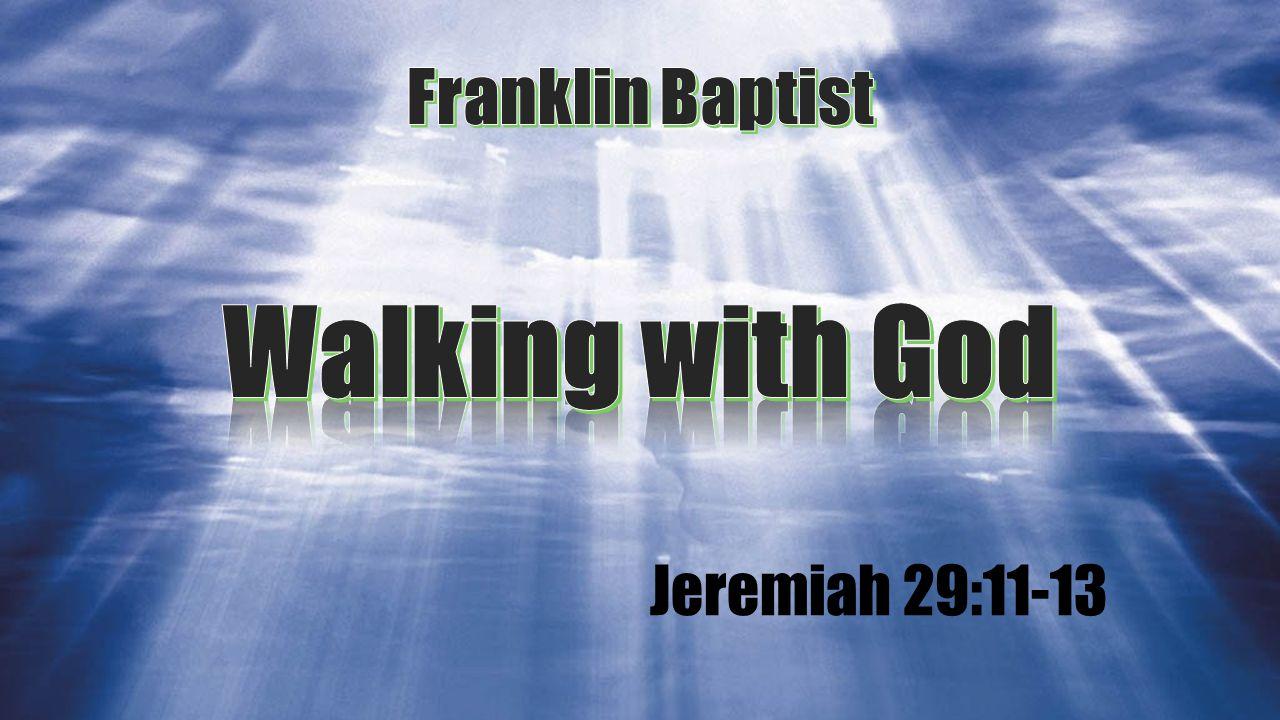 Jeremiah 29:11-13