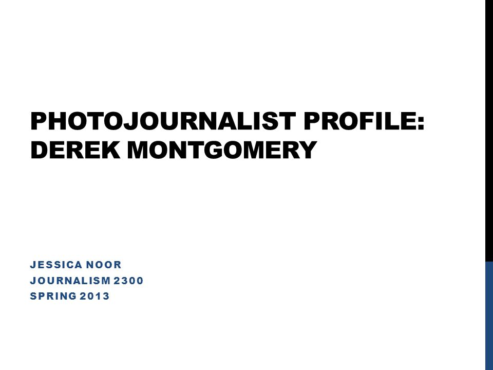 Career Current Work: Volunteer for The Statesman and the photography intern for the UMD School of Fine Arts.