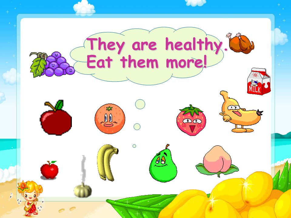 They are healthy. Eat them more!