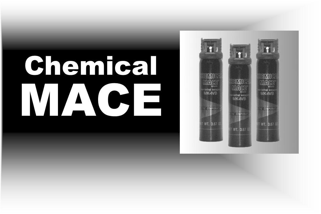 Chemical MACE