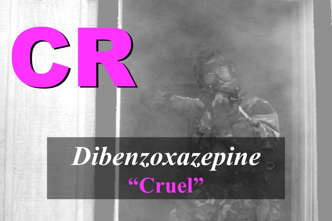 """Dibenzoxazepine """"Cruel"""" CR"""