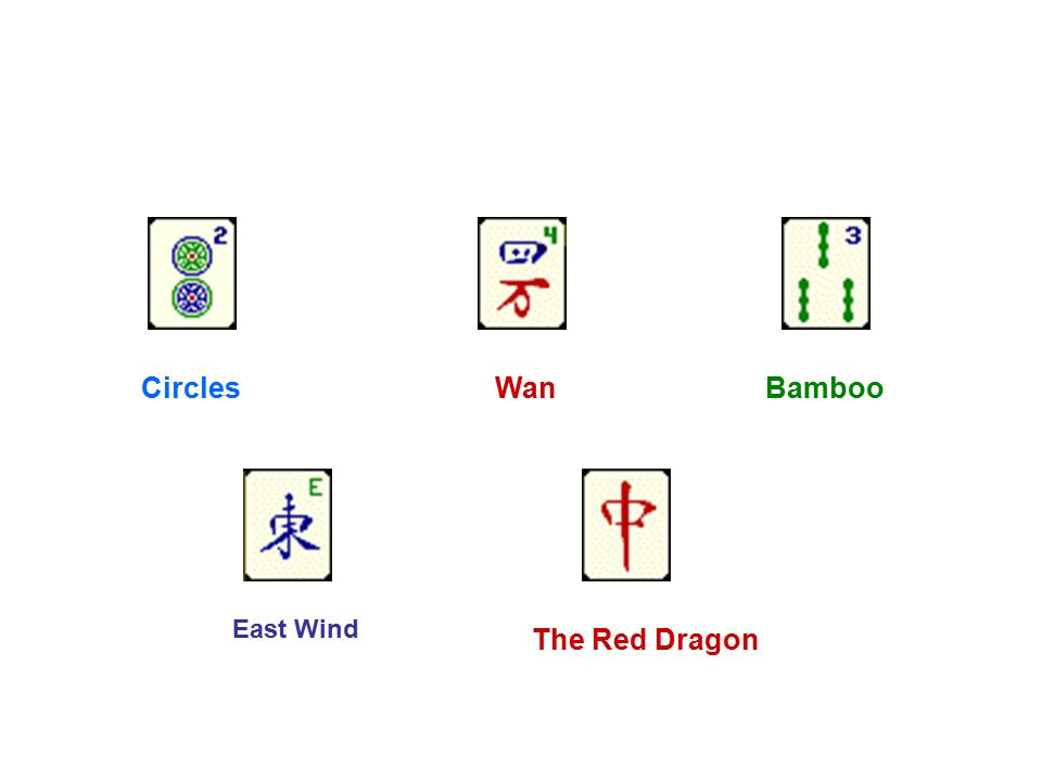 CirclesWanBamboo East Wind The Red Dragon