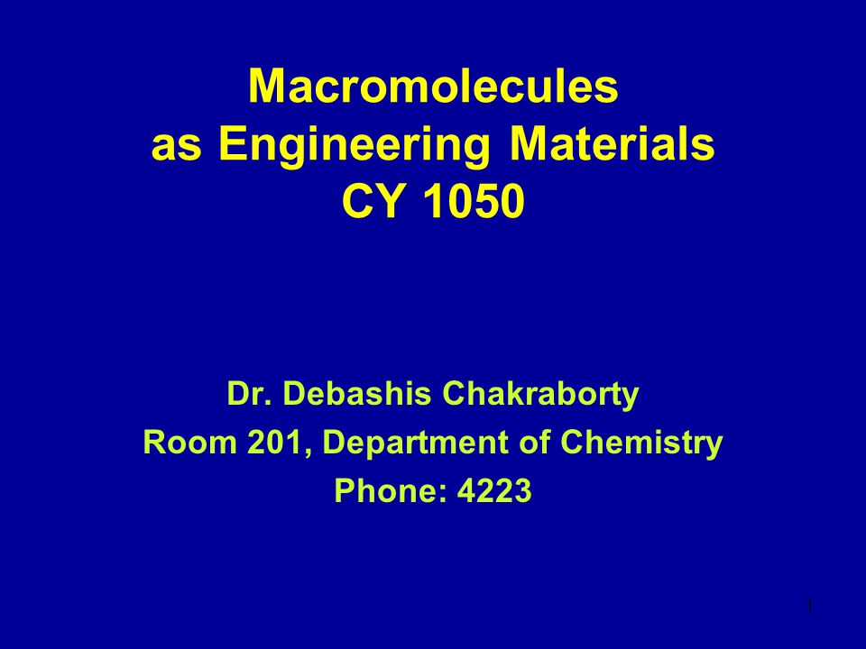 2 Macromolecule ? A macromolecule is a molecule with a large molecular mass