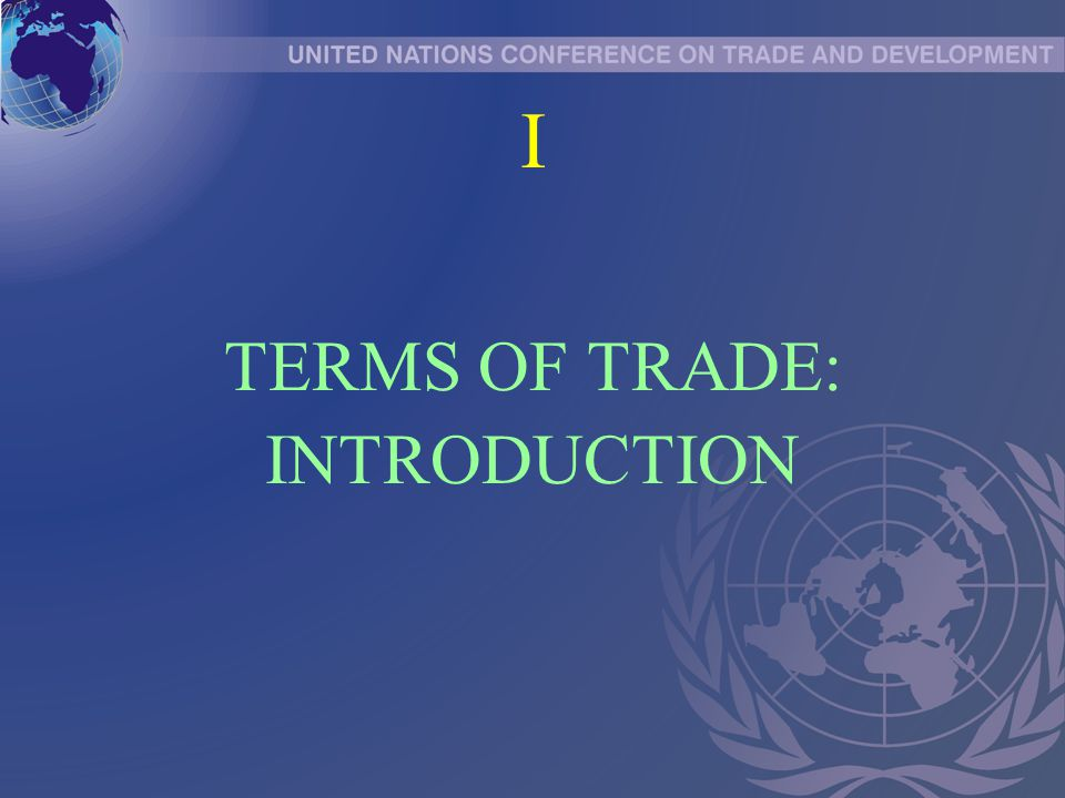 Different Formulae (1) Net barter terms of trade (NBTOT): Px/Pm, (2) Gross barter terms of trade (GBTOT): Qm/Qx Only when the two trading countries (in a two-country model) maintain the balance-of-trade equilibrium as in barter trade, i.e., PxQx=PmQm, NBTOT and GBTOT are identical.