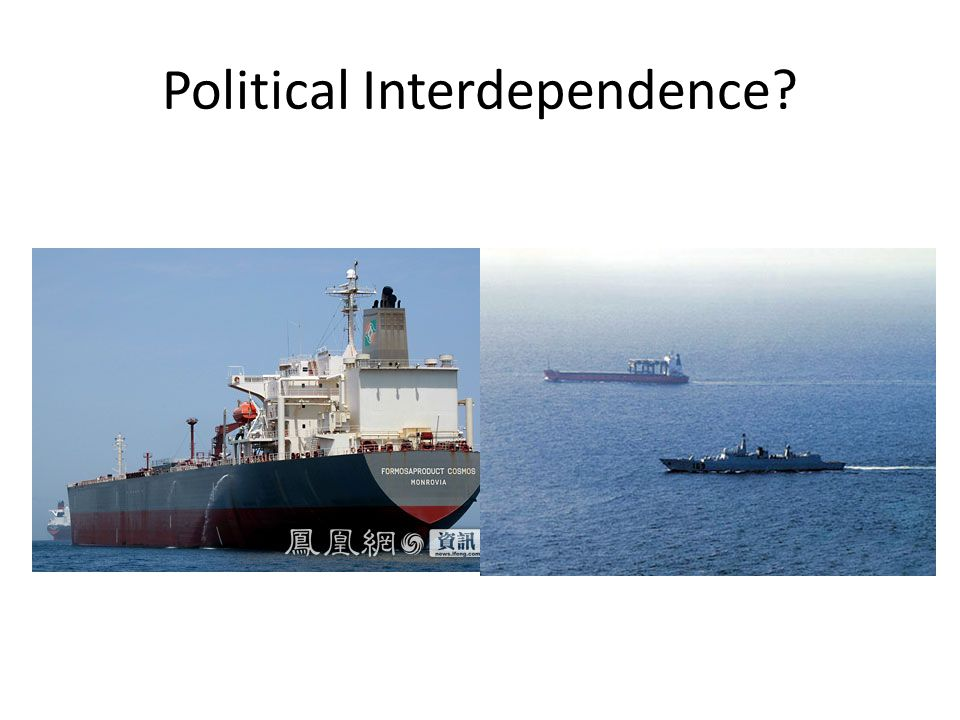 Political Interdependence?