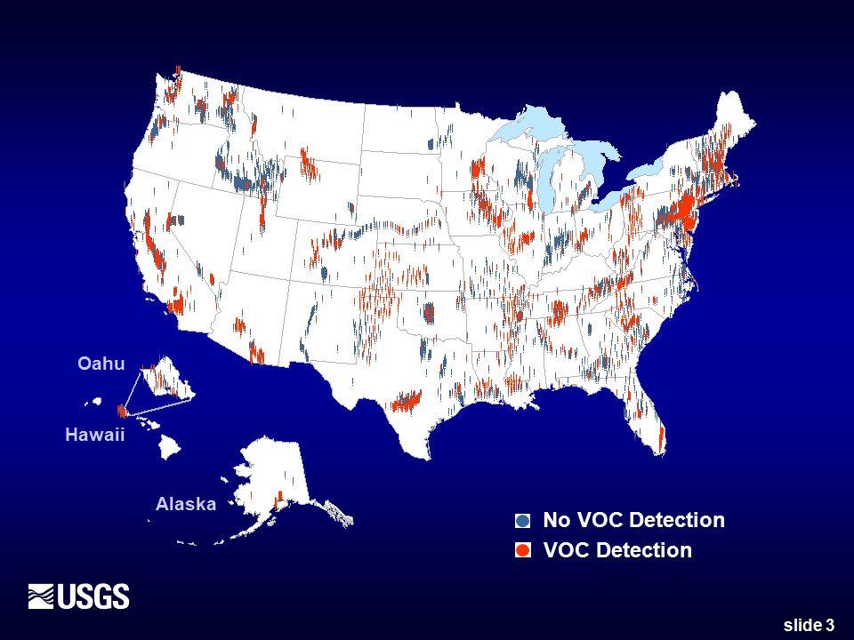 slide 3 Hawaii Oahu Alaska No VOC Detection VOC Detection