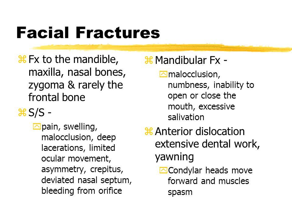 LaForte Fractures