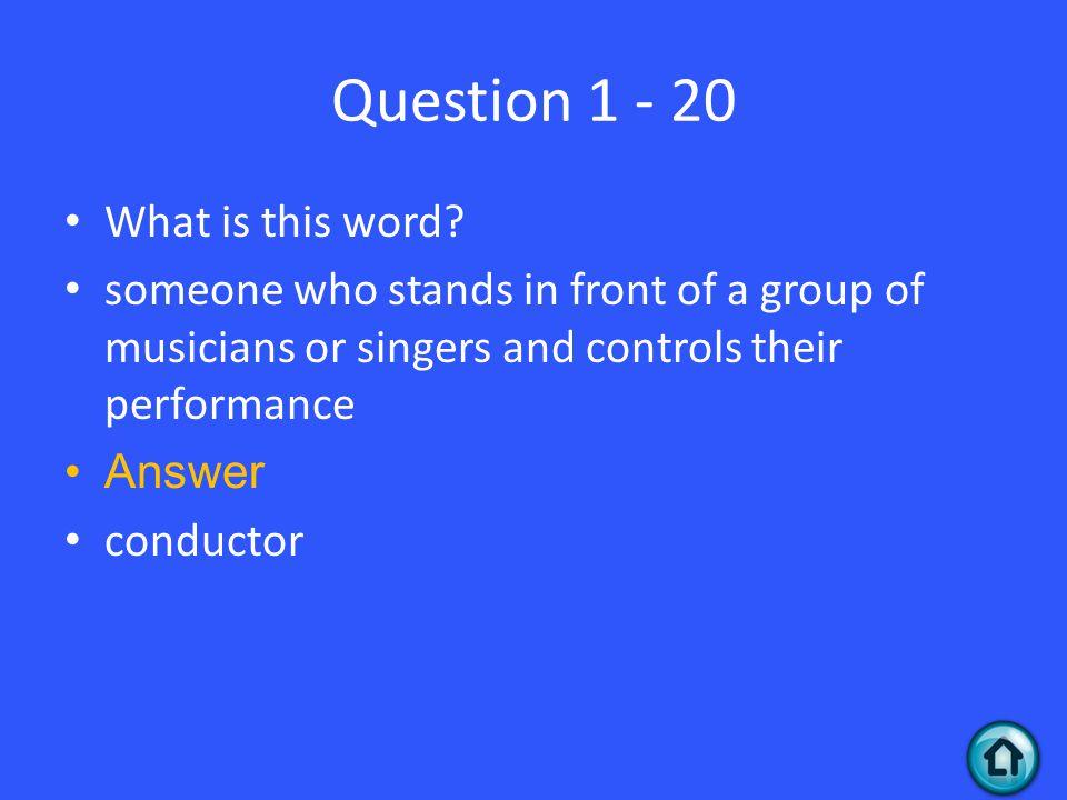 Question 5 - 10 공부 안하고 매일 노는 고 2 학생은 1 년 후에 뭐가 될까 ? Answer 고3고3