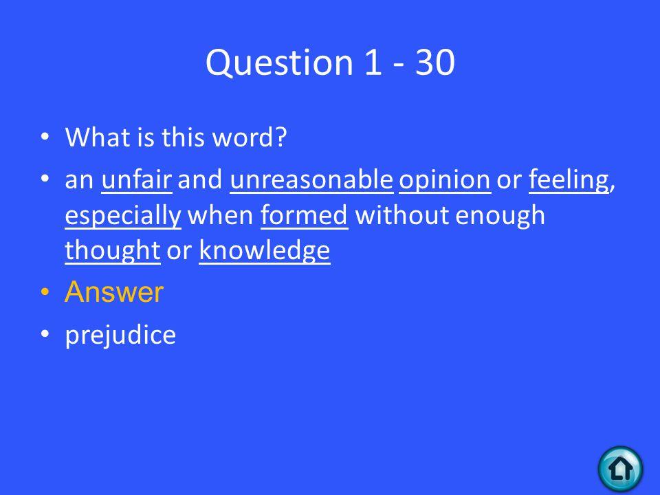 Question 5 - 20 알파벳은 총 몇 글자일까 ? Answer 세글자
