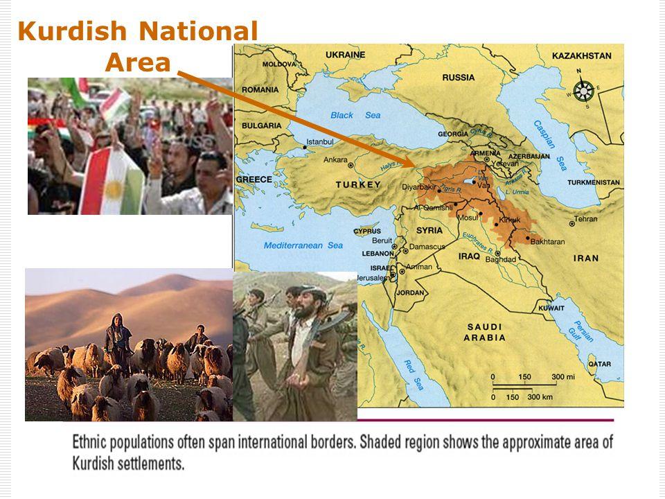 Kurdish National Area
