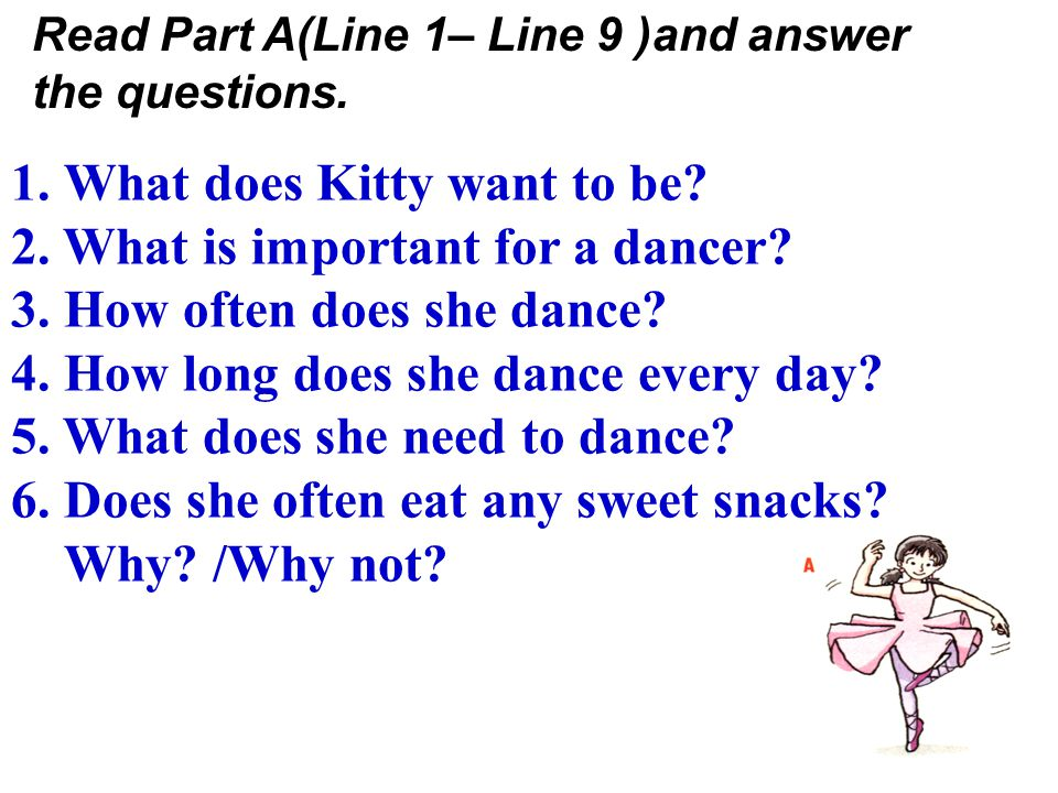 Who has a healthy diet and lifestyle, Kitty or Daniel While -reading B