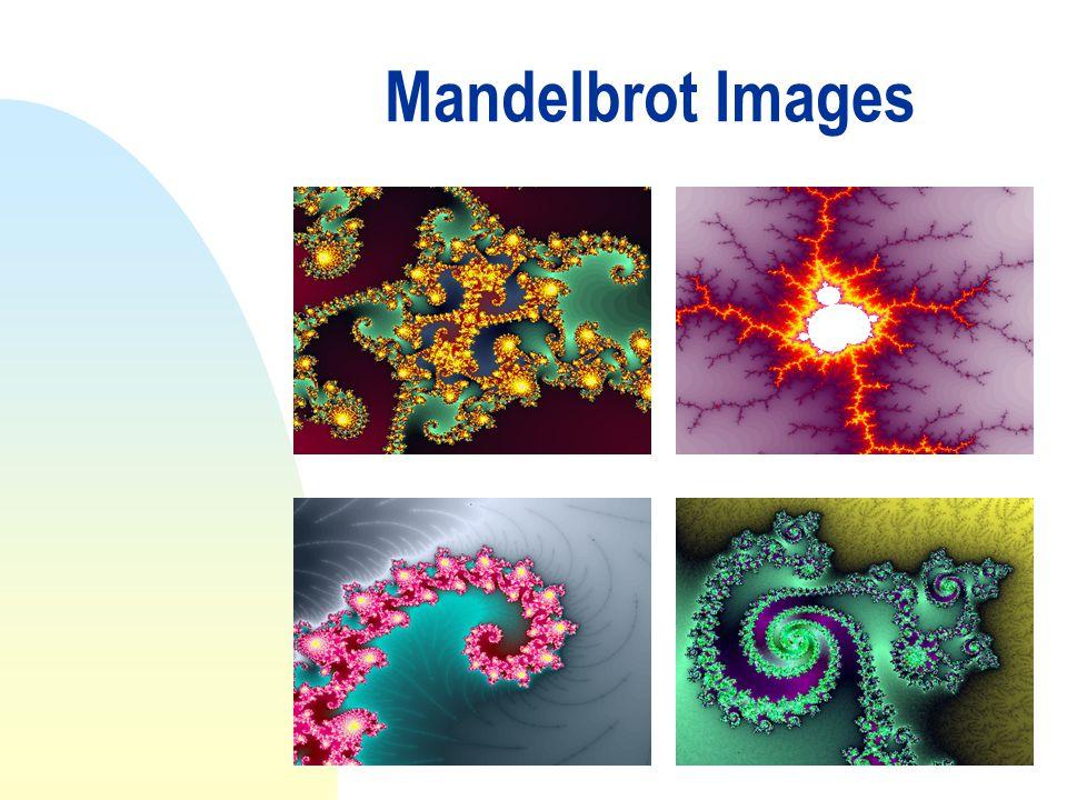 Mandelbrot Images