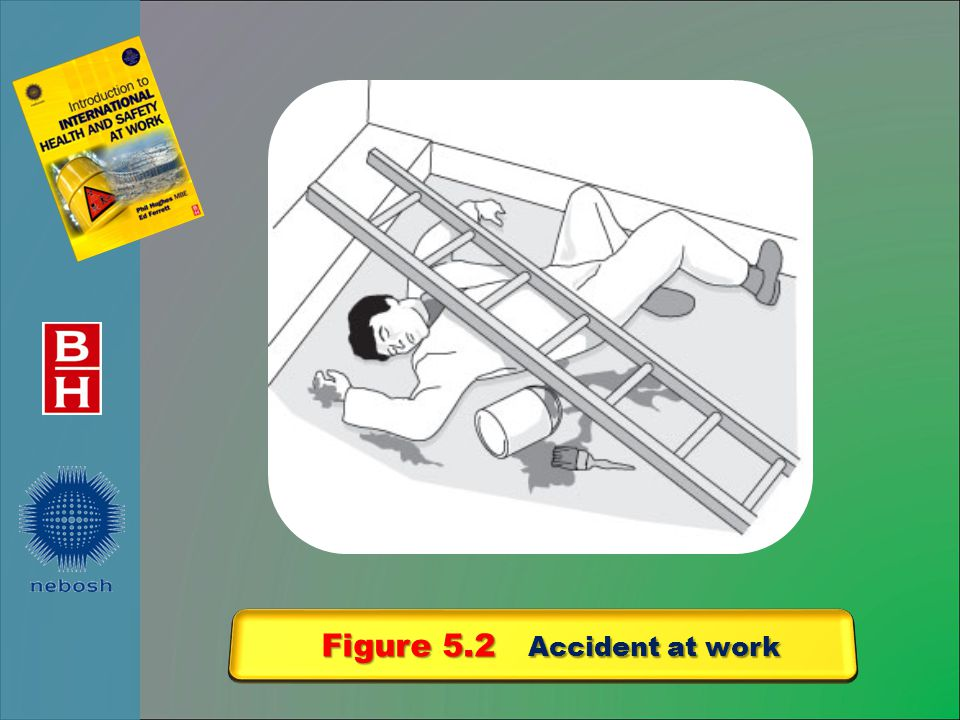 Figure 5.2 Accident at work