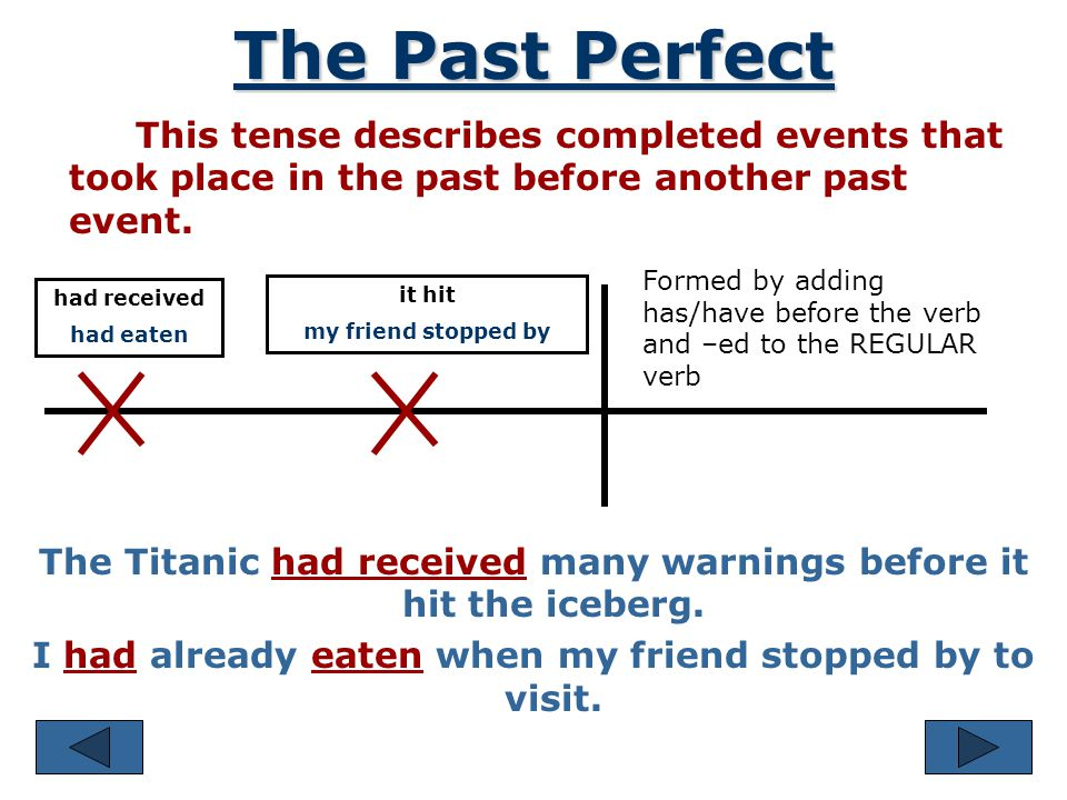 Present Perfect Continuous This tense is also used to describe events that have been in progress recently and are rather temporary. She has been livin