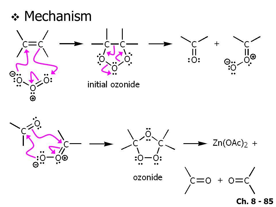 Ch. 8 - 85  Mechanism