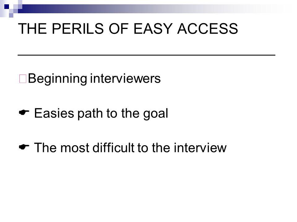 Selecting Participants Randomly selecting participants  experimental & quasi-experimental In-depth interview studies  No randomness selection  Need participants' agreement