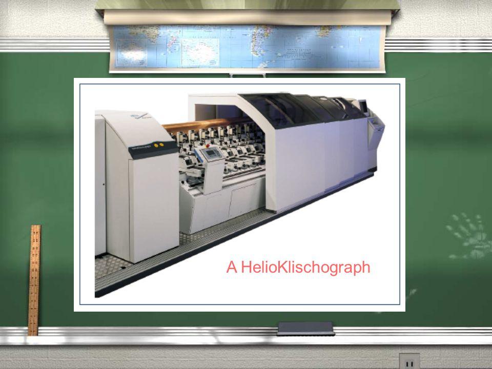 A HelioKlischograph