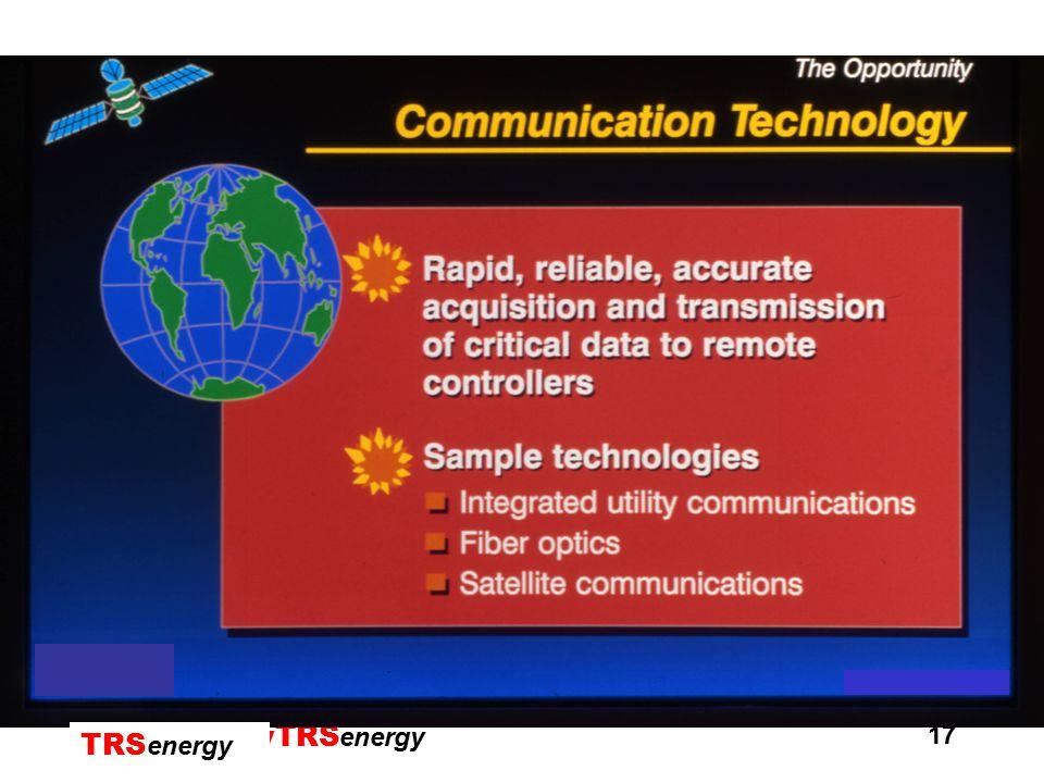 TRSenergyTRS energy 18 TRS energy
