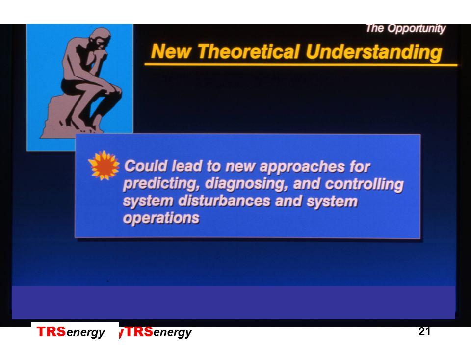 TRSenergyTRS energy 21 TRS energy