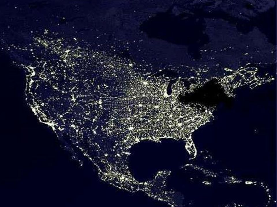 6 We are a major superpower with a third-world electrical grid.