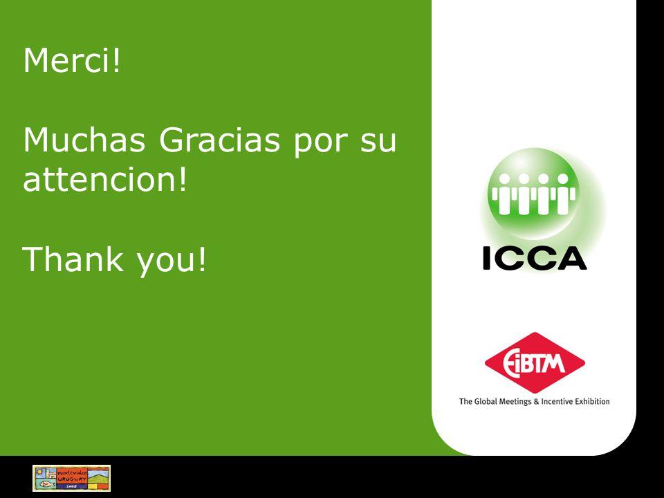 iccaworld.com Merci! Muchas Gracias por su attencion! Thank you!