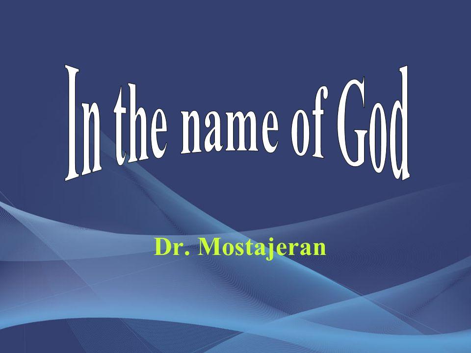 Dr. Mostajeran