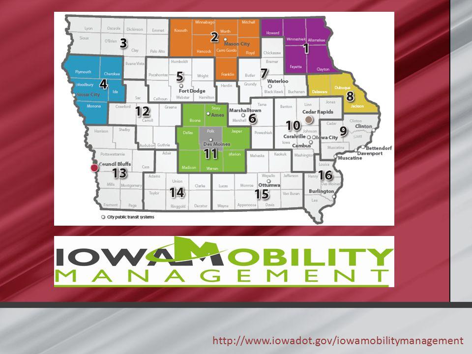http://www.iowadot.gov/iowamobilitymanagement