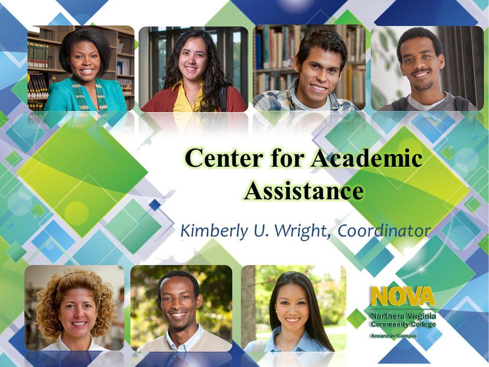 Kimberly U. Wright, Coordinator
