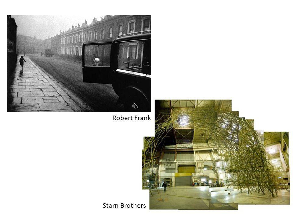 Robert Frank Starn Brothers