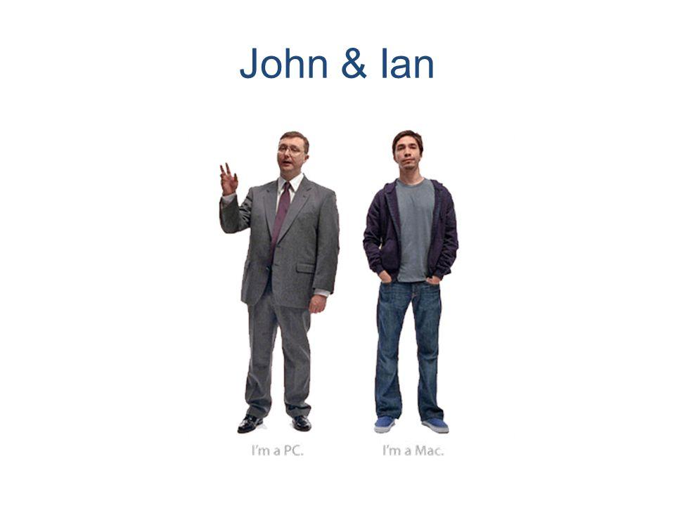 John & Ian