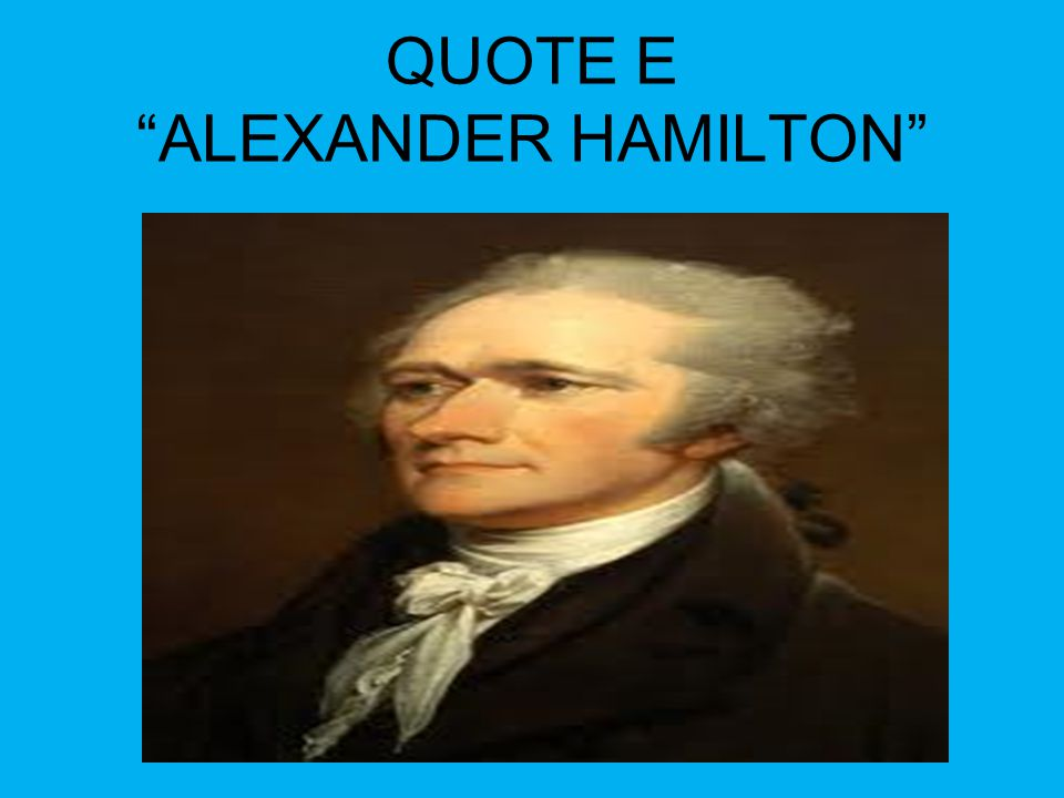 QUOTE F I consider the foundation of the Constitution as laid on this ground-that all powers not delegated [given] to the United States by the Constitution, nor prohibited by it to the states, are reserved to the states, or to the people….