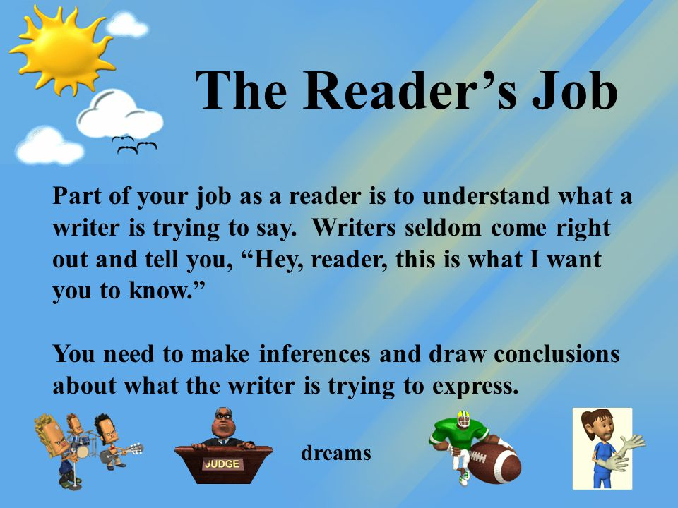 theme a writer s message man vs nature good vs evil family ppt  part of your job as a reader is to understand what a writer is trying to