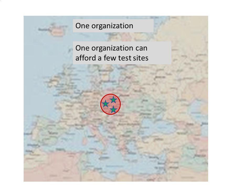 Kartdata ©2010 Basarsoft, Europa Technologies, Geocentre Consulting, Tele Atlas, Transnavicom - AnvändningsvillkorAnvändningsvillkor One organization One organization can afford a few test sites
