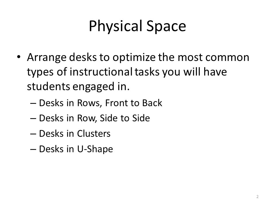 13 Prepare the Teaching Materials… Let students know what materials you want them to bring from home.
