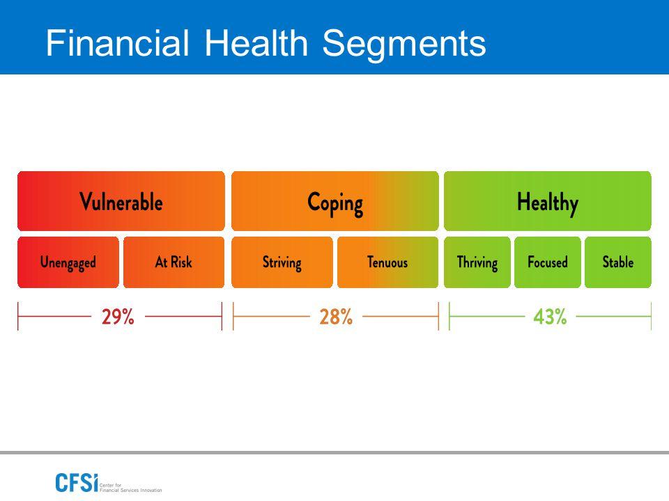 Financial Health Segments