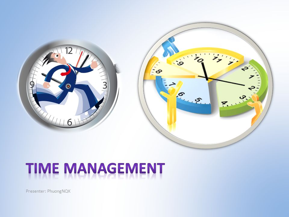 In full word… The act of planning and exercising conscious control over the amount of time spent on specific activities, especially to increase effectiveness, efficiency or productivity Help to determine the activity completion time and scope