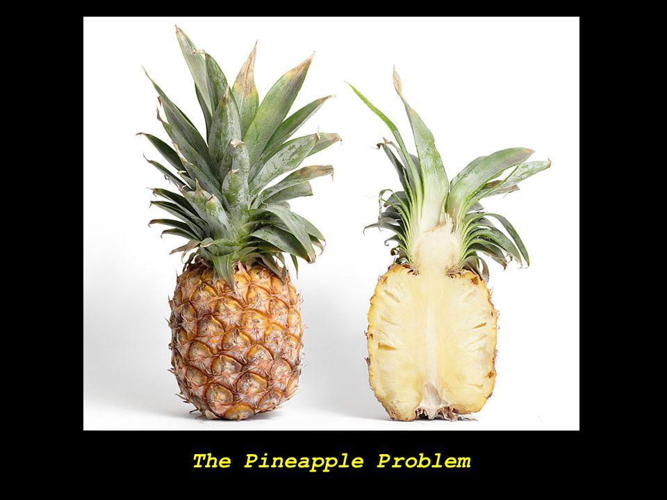 The Pineapple Problem