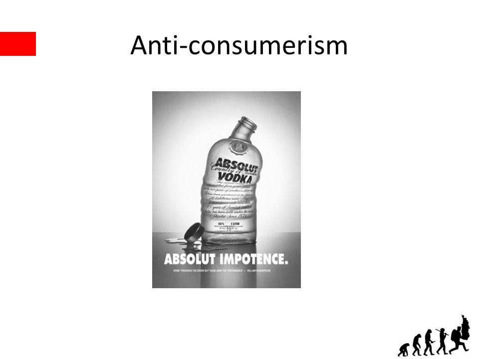 Anti-consumerism