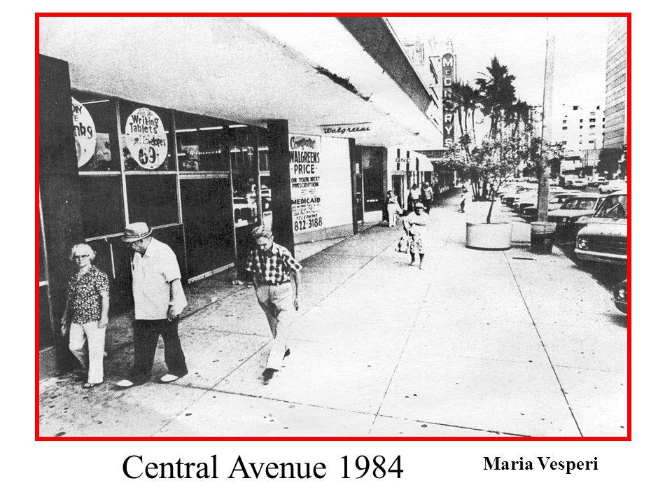 Central Avenue 1984 Maria Vesperi