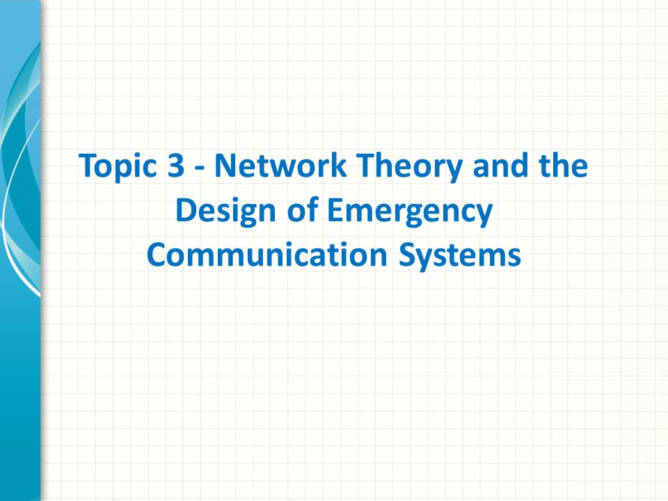 Session One Topic Session 1 – Topics 1, 2, 3, 4, 5a, 5b Session 2 – Topics 6, 7a, 7b, 7c, 7d, 8, 9, 10 Session 3 – Topics 11, 12, 13, 14, 15 Session 4