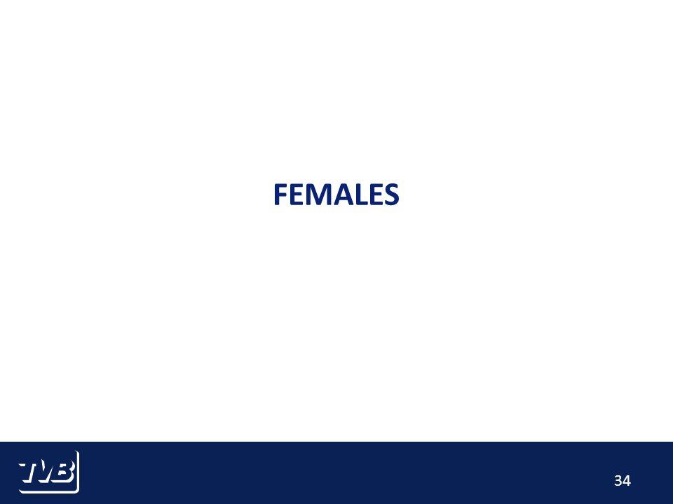 34 FEMALES