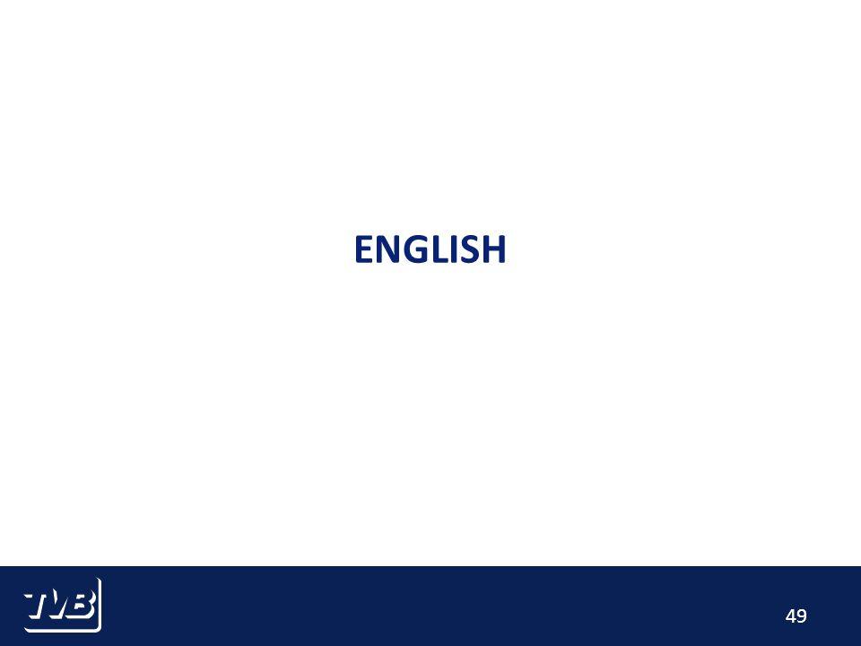 49 ENGLISH